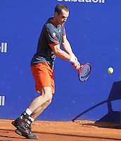 26.04.2012. Barcelona, Spain.ATP Barcelona Open Banc Sabadell. Picture show Andy Murray (GBR)