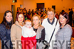 Community party<br /> ----------------------<br /> Enjoying the Farronfour Development Association 5th annual party at the Community centre last Sunday afternoon were L-R Marie Brosnan, Valerie O'Shea, Michelle &amp;baby Ali Flynn, Marie Flynn with Claire Callaghan.