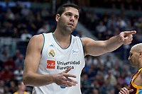 Real Madrid Felipe Reyes during Liga Endesa match between Real Madrid and Herbalife GC at Wizink Center in Madrid, Spain. December 03, 2017. (ALTERPHOTOS/Borja B.Hojas) /NortePhoto.com NORTEPHOTOMEXICO