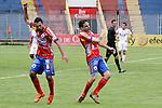 Pasto- Deportivo Pasto y Atlético Junior, empataron a 3 goles en el partido correspondiente a la fecha 16 del Torneo Clausura 2014, desarrollado el 26 de octubre en el estadio Libertad.