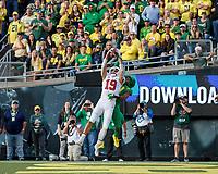 Stanford Football vs Oregon, September 22, 2018
