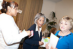 "March 11, 2010. Raleigh, North Carolina.. The first N.C. Poverty Simulation Experience training session was held at the 40th Annual State Head Start Conference at the Raleigh Convention Center.  . Nearly 60 individuals, including staff and parents from Head Start programs and Community Action Agencies, engaged in role playing exercises that hoped to simulate the experience of being poor and what the poor go through on a daily basis.. A ""child"", center, disobeys her parents."