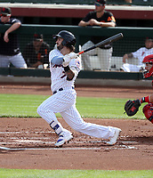 Tomas Nido - Scottsdale Scorpions - 2017 Arizona Fall League (Bill Mitchell)