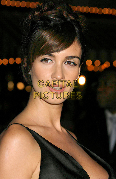 "PAZ VEGA.""Babel"" Special Presentation held at Mann Village Theater, Westwood, California, USA..November 5th, 2006.Ref: ADM/RE.headshot portrait .www.capitalpictures.com.sales@capitalpictures.com.©Russ Elliot/AdMedia/Capital Pictures. *** Local Caption *** ."