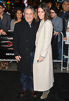 Brad Grey &amp; Cassandra Huysentuyt at the Los Angeles premiere for &quot;XXX: Return of Xander Cage&quot; at the TCL Chinese Theatre, Hollywood. Los Angeles, USA 19th January  2017<br /> Picture: Paul Smith/Featureflash/SilverHub 0208 004 5359 sales@silverhubmedia.com