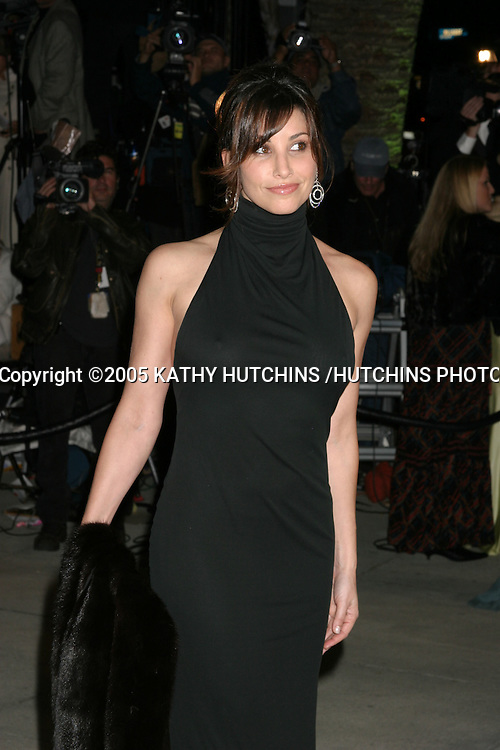 .VANITY FAIR OSCAR PARTY.MORTONS RESTURANT.W. HOLLYWOOD, CA .February 27, 2005.©2005 KATHY HUTCHINS /HUTCHINS PHOTO.GINA GERSHON