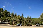 Israel, Road 866 in the Upper Galilee