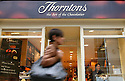22/06/15 FILE PHOTO<br /> <br /> THE company behind Ferrero Rocher chocolates has offered to buy Derbyshire manufacturer Thorntons for almost £112 million