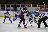 IJSHOCKEY: HEERENVEEN: 18-12-2015, UNIS Flyers - Dordrecht Lions, uitslag 8-0, ©foto Martin de Jong