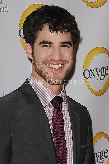 WWW.ACEPIXS.COM . . . . . .April 4, 2011...New York City...Darren Criss attends the Oxygen Upfront Presentation on April 4, 2011 in New York City....Please byline: KRISTIN CALLAHAN - ACEPIXS.COM.. . . . . . ..Ace Pictures, Inc: ..tel: (212) 243 8787 or (646) 769 0430..e-mail: info@acepixs.com..web: http://www.acepixs.com .