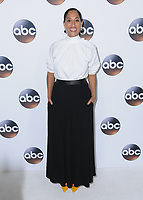 08 January 2018 - Pasadena, California - Tracee Ellis Ross. 2018 Disney ABC Winter Press Tour held at The Langham Huntington in Pasadena. <br /> CAP/ADM/BT<br /> &copy;BT/ADM/Capital Pictures