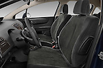 Front seat view of a 2010 Citroen C4 Millenium 5 Door Hatchback 2WD