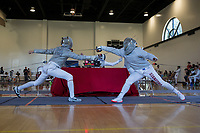 Stanford Fencing NCAA Regionals , March 11, 2017