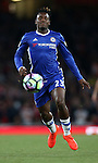 Chelsea's Michy Batsuayi in action during the Premier League match at the Emirates Stadium, London. Picture date September 24th, 2016 Pic David Klein/Sportimage