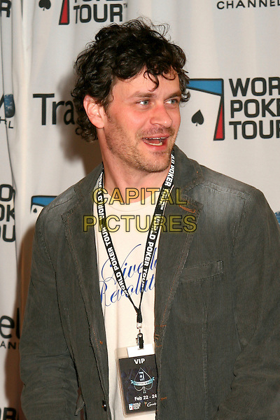 TOM EVERETT SCOTT.World Poker Tour Invitational, Commerce, California, USA..February 22nd, 2006.Photo: Byron Purvis/AdMedia/Capital Pictures.Ref: BP/ADM.headshot portrait stubble facial hair.www.capitalpictures.com.sales@capitalpictures.com.© Capital Pictures.