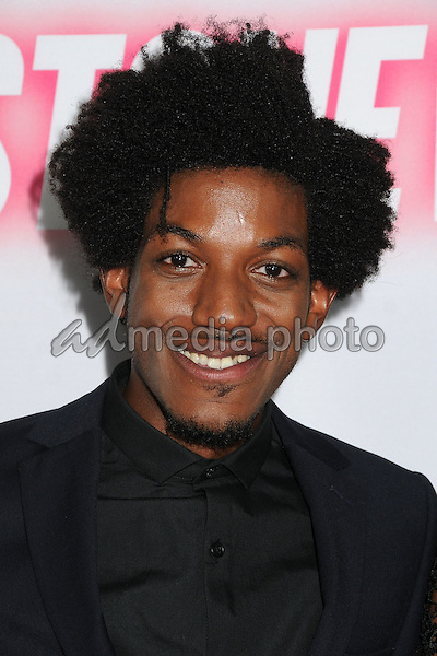 "23 September 2015 - West Hollywood, California - Vladimir Alexis. ""Stonewall"" Los Angeles Premiere held at the Pacific Design Center. Photo Credit: Byron Purvis/AdMedia"