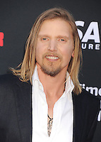 WWW.BLUESTAR-IMAGES.COM  Actor Barry Pepper arrives at 'The Lone Ranger' World Premiere at Disney's California Adventure on June 22, 2013 in Anaheim, California.<br /> Photo: BlueStar Images/OIC jbm1005  +44 (0)208 445 8588