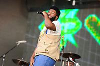 JUL 14 Khalid performing at British Summer Time 2018