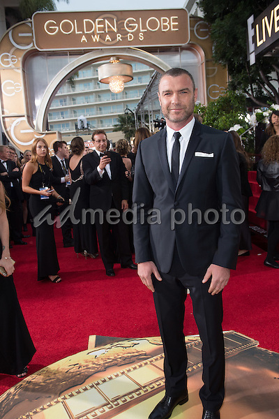 "Nominated for BEST PERFORMANCE BY AN ACTOR IN A TELEVISION SERIES – DRAMA for his role in ""Ray Donovan,"" actor Liev Schreiber attends the 73rd Annual Golden Globes Awards at the Beverly Hilton in Beverly Hills, CA on Sunday, January 10, 2016. Photo Credit: HFPA/AdMedia"