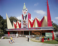 Amusement Parks & Boardwalk Rides