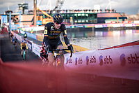 Toon Aerts (BEL/Telenet Baloise Lions)<br /> <br /> Elite Men's Race <br /> Belgian National CX Championships<br /> Antwerp 2020