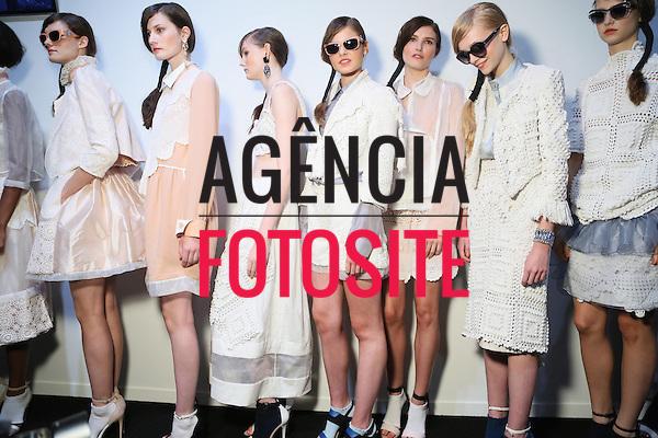 Londres, Inglaterra &sbquo;09/2014 - Desfile de Bora Aksu durante a Semana de moda de Londres  -  Verao 2015. <br /> <br /> Foto: FOTOSITE