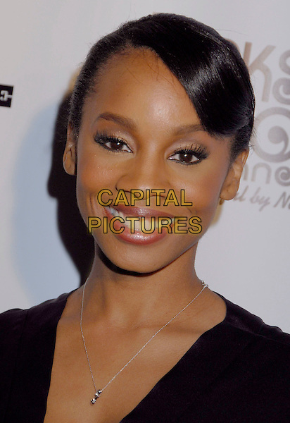 ANIKA NONI ROSE.Black Enterprise Top 50 Hollywood Power Brokers List Party held at the Beverly Wilshire Four Seasons, Beverly Hills, California, USA, 21 February 2007..portrait headshot.CAP/ADM/GB.©Gary Boas/AdMedia/Capital Pictures.