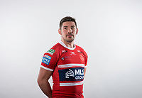 Picture by Allan McKenzie/SWpix.com - 10/01/18 - Rugby League - Super League - Hull KR Media Day 2018 - KCOM Lightstream Stadium, Craven Park, Hull, England - Thomas Minns.