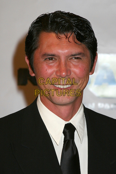 "LOU DIAMOND PHILLIPS .17th Annual ""Night of 100 Stars"" Oscar Gala at the Beverly Hills Hotel, Beverly Hills, California , USA. .February 25th, 2007.headshot portrait .CAP/ADM/BP.©Byron Purvis/AdMedia/Capital Pictures"