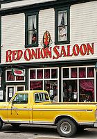 Red Onion Saloon, Skagway, Alaska,  USA