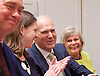 Liberal Democrat Leadership press conference. <br /> Tim Farron - outgoing leader <br /> Jo Swinson - deputy leader <br /> Vince Cable - new leader <br /> Rachel Smith <br /> 20th July 2017 <br /> at The St Ermin&rsquo;s Hotel, London. Great Britain <br /> &nbsp;<br /> <br /> <br /> Photograph by Elliott Franks <br /> Image licensed to Elliott Franks Photography Services