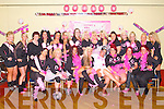 HEN FUN: Lorraine Quilligan, Mitchels Road, Tralee (seated 5th left) enjoying a great time with family and friends at her Hen Party at the Abbeygate hotel, Tralee on Saturday.