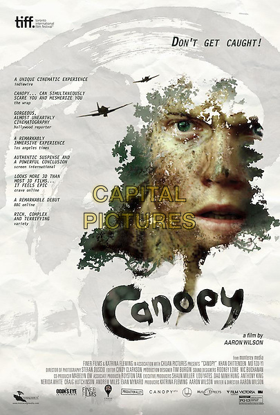 AMERICAN POSTER ART<br /> in Canopy (2013) <br /> *Filmstill - Editorial Use Only*<br /> CAP/FB<br /> Image supplied by Capital Pictures
