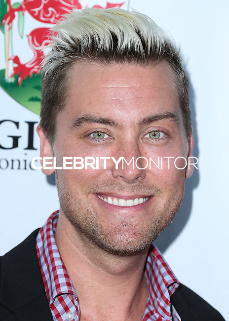 BEVERLY HILLS, CA, USA - SEPTEMBER 13: Lance Bass arrives at the Brent Shapiro Foundation For Alcohol And Drug Awareness' Annual 'Summer Spectacular Under The Stars' 2014 held at a Private Residence on September 13, 2014 in Beverly Hills, California, United States. (Photo by Xavier Collin/Celebrity Monitor)