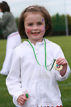 Jessica Boyle who won the 4 and Under Race at the Newtown Blues Sports Day...Photo NEWSFILE/Jenny Matthews.(Photo credit should read Jenny Matthews/NEWSFILE)....This Picture has been sent you under the condtions enclosed by:.Newsfile Ltd..The Studio,.Millmount Abbey,.Drogheda,.Co Meath..Ireland..Tel: +353(0)41-9871240.Fax: +353(0)41-9871260.GSM: +353(0)86-2500958.email: pictures@newsfile.ie.www.newsfile.ie.FTP: 193.120.102.198.