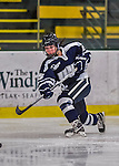2 February 2013: University of New Hampshire Wildcat forward Brittney Redlick, a Freshman from Biggar, Saskatchewan, in action against the University of Vermont Catamounts at Gutterson Fieldhouse in Burlington, Vermont. The Lady Wildcats defeated the Lady Catamounts 4-2 in Hockey East play. Mandatory Credit: Ed Wolfstein Photo