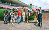 Aprilonthemoney winning at Delaware Park on 7/29/15