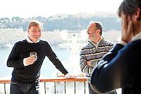 Espen Oeino, Yacht Designer, Avenue du President JF Kennedy, Monaco, 24 January 2011