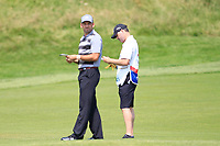 Sergio Garcia (ESP) on the 9th during Round 3 of the HNA Open De France at Le Golf National in Saint-Quentin-En-Yvelines, Paris, France on Saturday 30th June 2018.<br /> Picture:  Thos Caffrey | Golffile