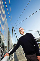 Theodore Zoli pictures: executive portrait photography of Theodore Ted Zoli of HNTB, by San Francisco corporate photographer Eric Millette