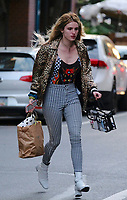 www.acepixs.com<br /> <br /> May 20 2017, New York City<br /> <br /> Bella Thorne went out in Tribeca on May 20 2017 in New York City<br /> <br /> By Line: Curtis Means/ACE Pictures<br /> <br /> <br /> ACE Pictures Inc<br /> Tel: 6467670430<br /> Email: info@acepixs.com<br /> www.acepixs.com