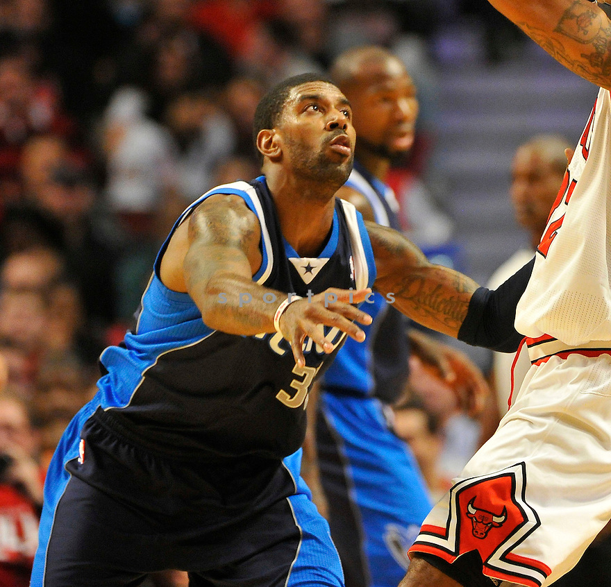 Dallas Mavericks OJ Mayo (32)