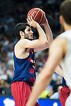 Barcelona's player Abrines during Liga Endesa 2015/2016 Finals 3rd leg match at Barclaycard Center in Madrid. June 20, 2016. (ALTERPHOTOS/BorjaB.Hojas)