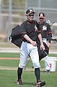 Ichiro Suzuki (Marlins),<br /> FEBRUARY 25, 2014 - MLB :<br /> Miami Marlins spring training camp in Jupiter, Florida, United States. (Photo by AFLO)