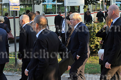 September 01-16,Potsdam,Brandenburg,Germany<br /> Informal OSCE Foreign Ministers&rsquo; Meeting in Potsdam