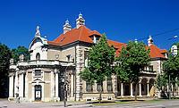 DEU, Deutschland, Bayern, Oberbayern, Muenchen: Die Neue Sammlung - Pinakothek der Moderne | DEU, Germany, Bavaria, Upper Bavaria, Munich: The New Collection - Pinakothek of Modern Trend