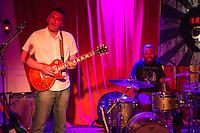 John Fries Band in Concert at BRYAC Restaurant & Raw Bar, Bridgeport, CT 18 May 2014