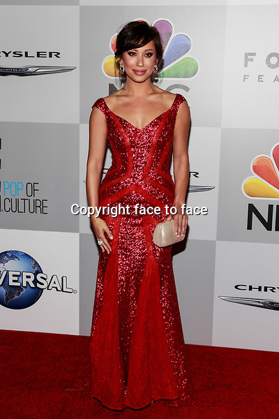 BEVERLY HILLS, CA - JANUARY 12: Cheryl Burke arrives at the 71st Golden Globe Awards: Universal, NBC, Focus Features, E! sponsored by Chrysler viewing and after party held at The Beverly Hilton Hotel in Beverly Hills, CA on January, 12, 2014.<br /> Credit: MediaPunch/face to face<br /> - Germany, Austria, Switzerland, Eastern Europe, Australia, UK, USA, Taiwan, Singapore, China, Malaysia, Thailand, Sweden, Estonia, Latvia and Lithuania rights only -