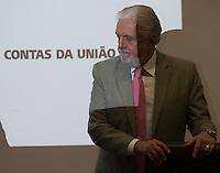 BRASILIA, DF, 03.11.2015 - CUNHA-TCU-  O ministro-chefe da Casa Civil, Jaques Wagner, durante o Seminário Internacional Governança e Desenvolvimento, no TCU, nesta terça-feira, 03 (Foto:Ed Ferreira / Brazil Photo Press)