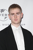 LOS ANGELES, CA - FEBRUARY 10: Mura Masa at the Universal Music Group Grammy After party celebrating the 61st Annual Grammy Awards at The Row in Los Angeles, California on February 10, 2019. Credit: Faye Sadou/MediaPunch